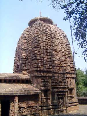 Peninsular India: Bhubaneshwar picture 4