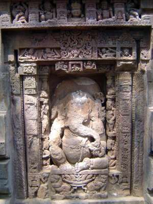 Peninsular India: Bhubaneshwar picture 5