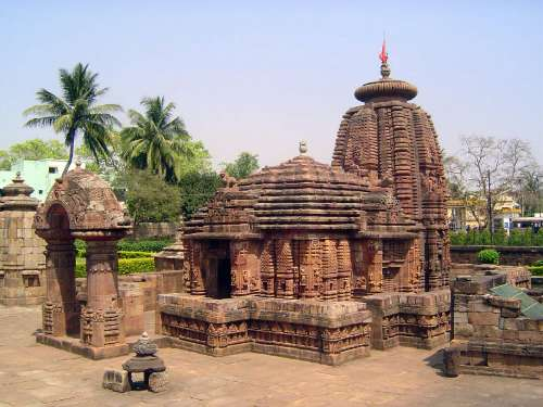 Peninsular India: Bhubaneshwar picture 15