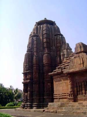 Peninsular India: Bhubaneshwar
