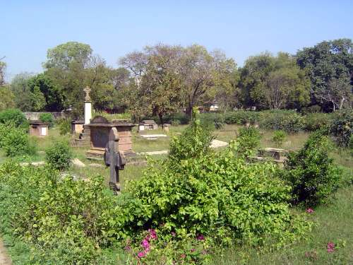 Northern India: Lucknow Residency picture 15