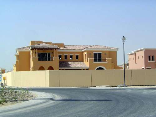 The U.A.E. (Dubai): Dubai Arabian Ranches  picture 5