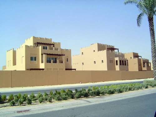 The U.A.E. (Dubai): Dubai Arabian Ranches  picture 7
