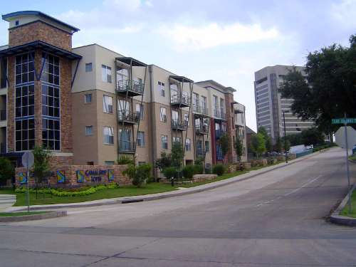 The Western United States: Suburban New Urbanism in Dallas picture 5