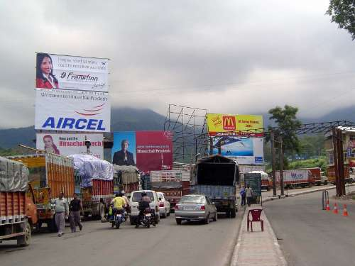 Northern India: Shimla: Approach and Mall picture 3