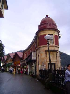 Northern India: Shimla: Approach and Mall picture 13