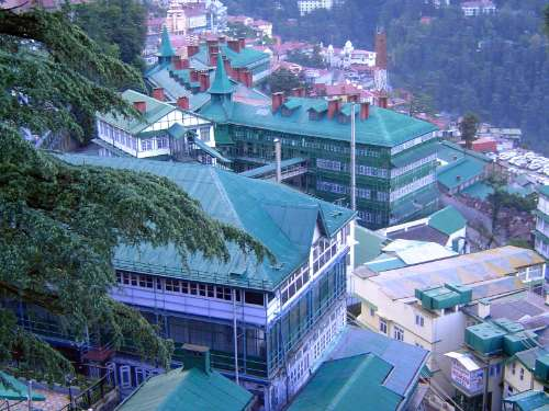 Northern India: Official Shimla picture 20
