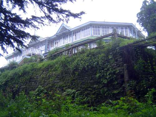 Northern India: Shimla Houses picture 1