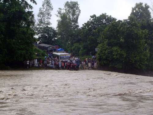 Northern India: Monsoon Hazards picture 2