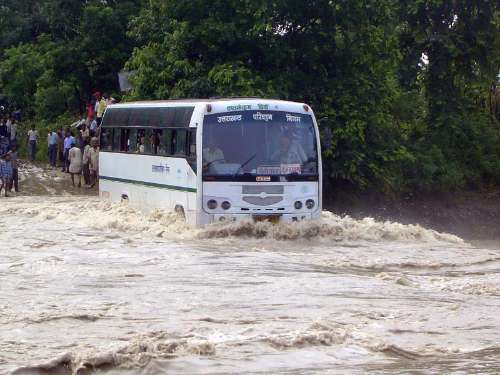 Northern India: Monsoon Hazards picture 8