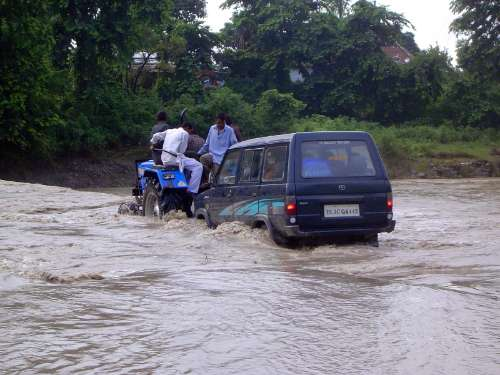 Northern India: Monsoon Hazards picture 5