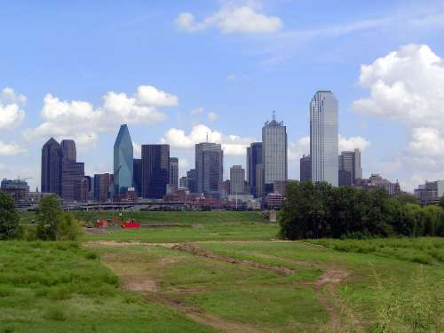 The Western United States: Downtown Dallas II picture 2