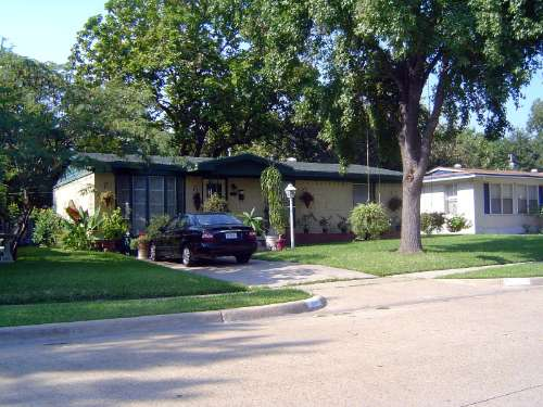 The Western United States: Historic Dallas Suburbs picture 13