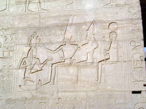 Egypt: Ramesseum picture 13