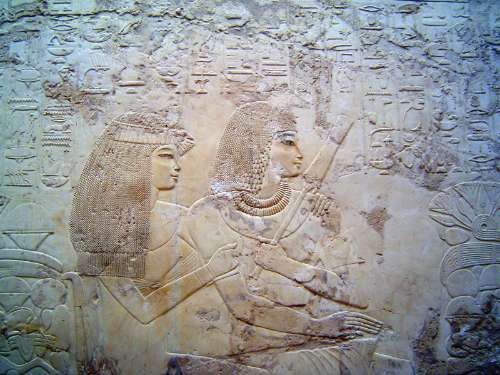 Egypt: Tomb of Ramose picture 5