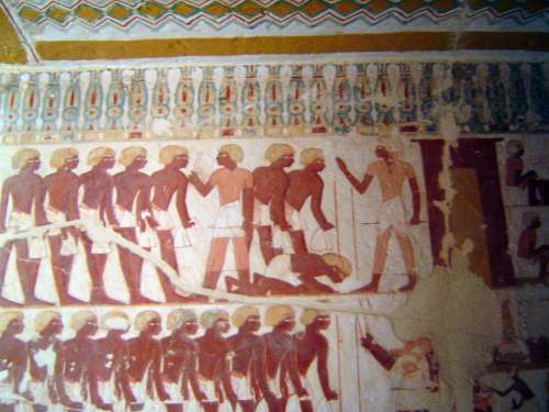 Egypt: Tomb of Userhet