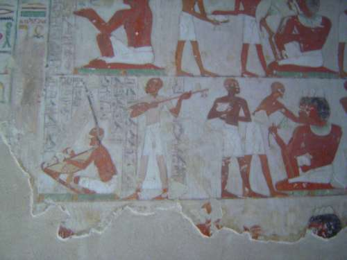 Egypt: Tomb of Rekhmire picture 7