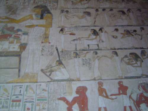 Egypt: Tomb of Rekhmire picture 8