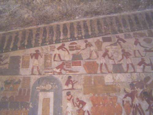 Egypt: Tomb of Rekhmire picture 5