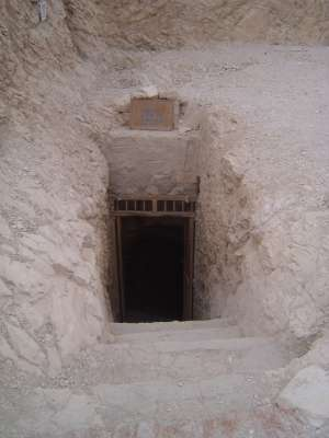 Egypt: Tomb of Sennefer