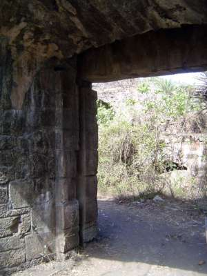 Peninsular India: Bassein Fort picture 38