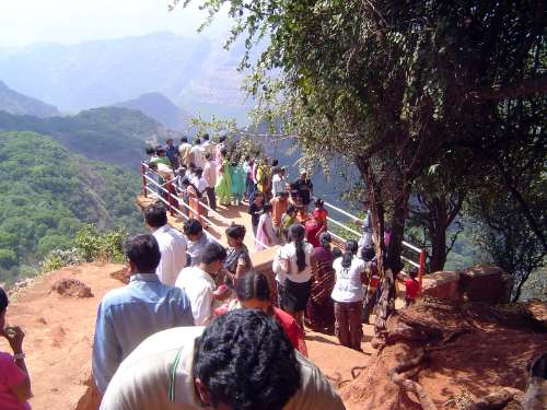 Peninsular India: Mahabaleshwar picture 28