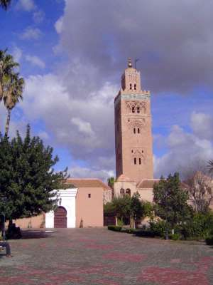 Morocco: Marrakech: The Medina or Old City picture 3