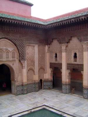 Morocco: Ali ben Youssef picture 8