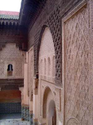 Morocco: Ali ben Youssef picture 11