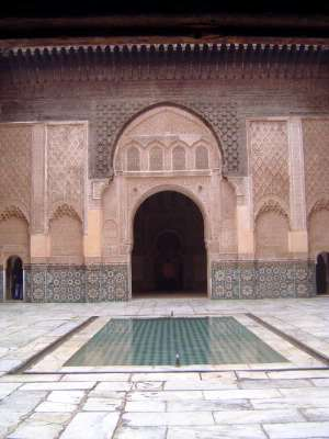Morocco: Ali ben Youssef picture 7