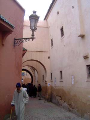 Morocco: Ali ben Youssef picture 1