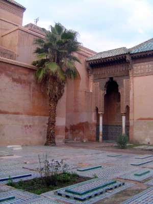Morocco: Saadian Tombs picture 2