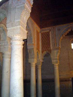 Morocco: Saadian Tombs picture 5