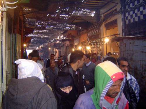 Morocco: Marrakech: The Medina or Old City picture 12