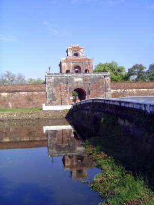 Vietnam: Hue: the Citadel picture 4