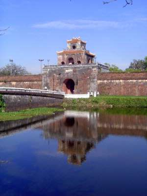 Vietnam: Hue: the Citadel picture 3