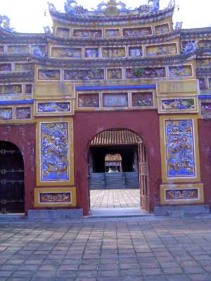 Vietnam: Hue: the Citadel picture 32