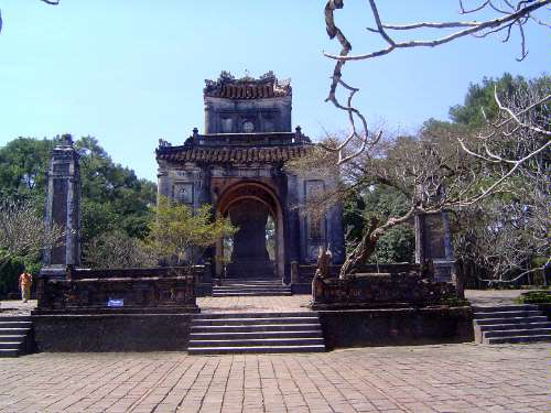 Vietnam: Hue: Royal Tombs picture 9
