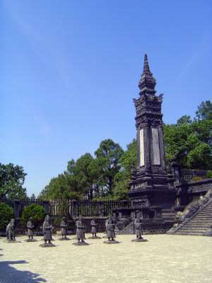 Vietnam: Hue: Royal Tombs picture 17