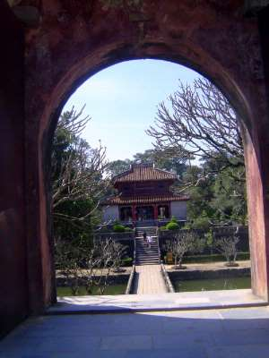 Vietnam: Hue: Royal Tombs picture 1
