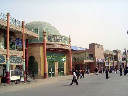 China: Kashgar picture 7