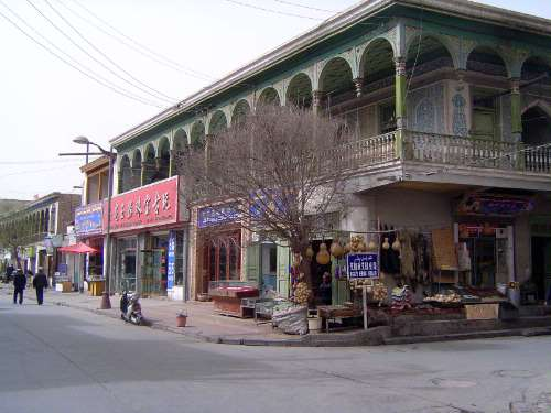 China: Kashgar picture 23