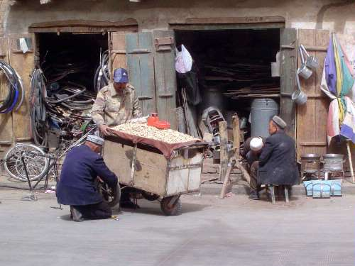 China: Kashgar picture 29