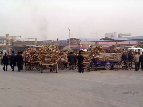 China: Kashgar Sunday Market picture 4