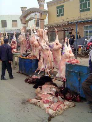 China: Kashgar Sunday Market picture 7