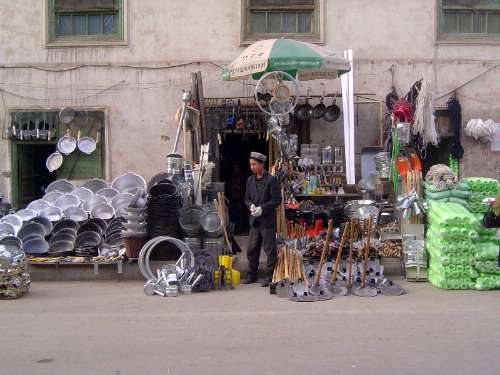 China: Kashgar Sunday Market picture 10