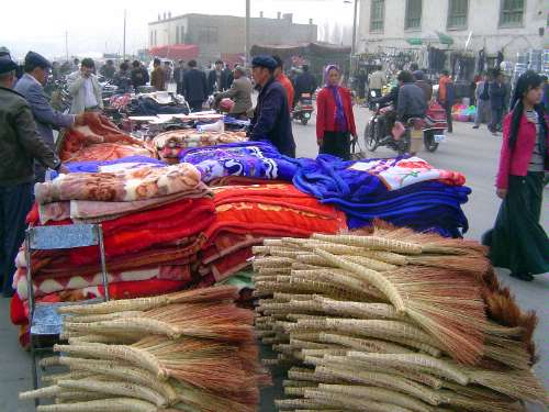 China: Kashgar Sunday Market picture 12