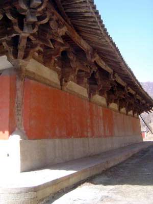 China: Foguang Temple picture 29