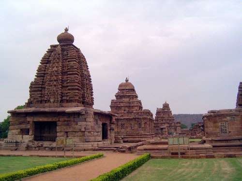 Peninsular India: Chalukya 3: Pattadakal picture 2