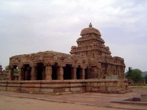 Peninsular India: Chalukya 3: Pattadakal picture 4
